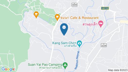 Poomvarin Resort Map