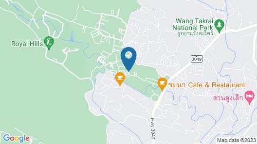 Baan Suan Khun Yaiy Nakhon Nayok Map