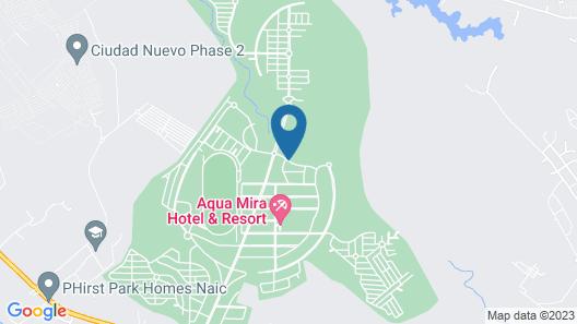 Aquamira Resort & Residence Map
