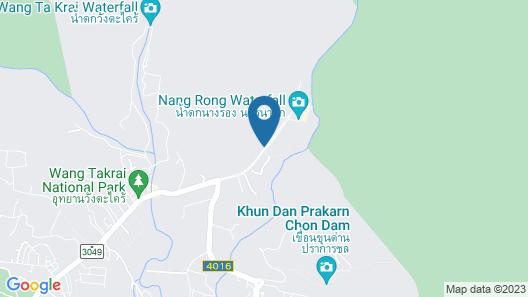 Sida Resort & Hotel Map