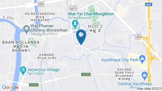Onvara Place Map