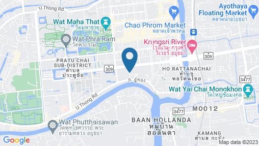 San Sook Place Guest House Map