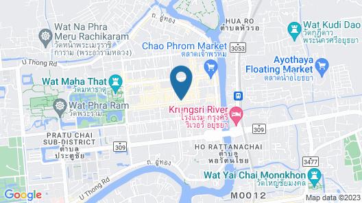 Somjai Place Ayutthaya Map