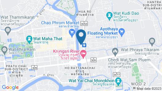 YoodYa Hostel Map