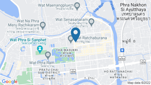 Zleepinezz Hostel Map