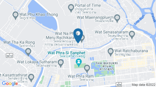 Q Zone Boutique Map