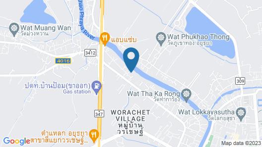 Home Ayutthaya Map