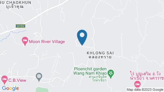 Phuzai Kaew Resort Map