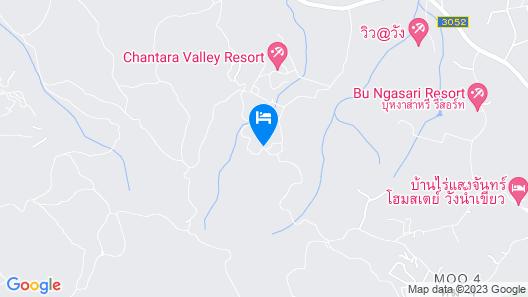Ingkamol Homestay Map