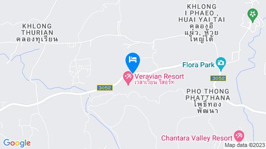 Suansaimai Resort Map