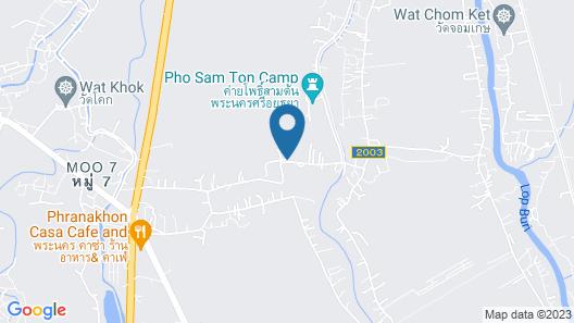 Sweet Inn Resort Hotel Map