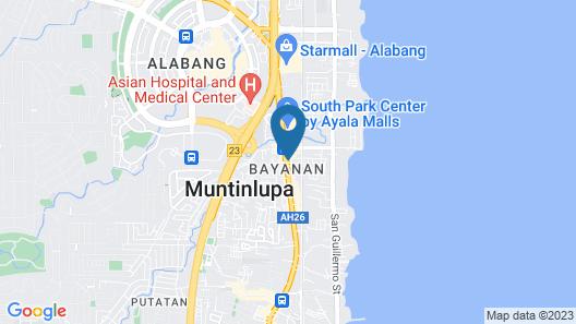 OYO 717 Ranchotel Bayanan Map