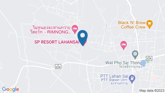 SP Resort Map