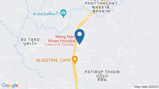 Ban Suan Nern Tawan Map