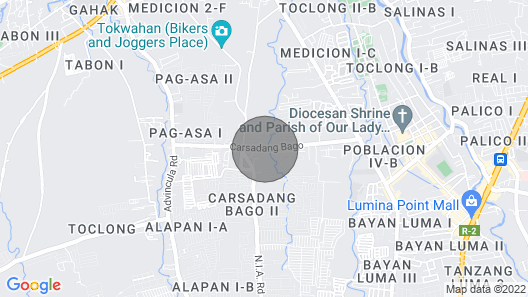 Home in Imus With Aircon Map