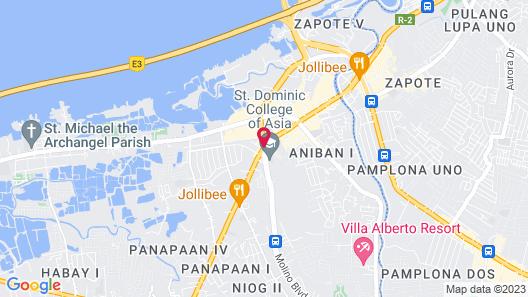 Hotel Sogo Molino Map