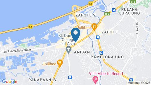 Hotel Sogo Bacoor  Map