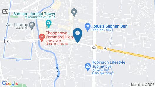 Khumsuphan Hotel Map