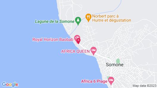 Royal Horizon Baobab Map