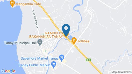 Bumblebee Inn Map