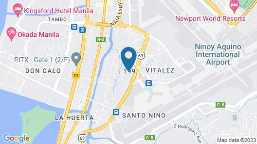 Alicia Apartment Map