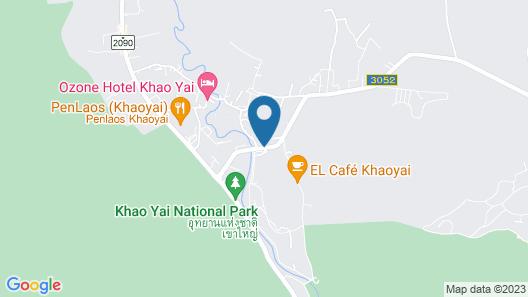 Baan Khaoyai Condo By Tor 1 Map
