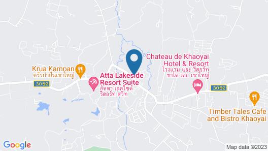 Baan Meesap Map
