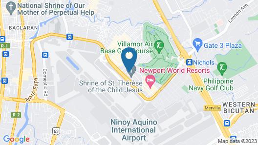New Condo Unit near NAIA Terminal 3 Map