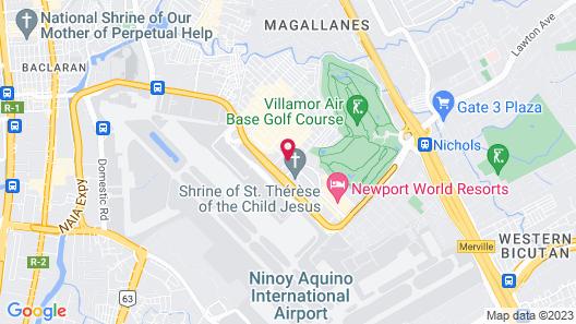 Jieann's Transient Home Map
