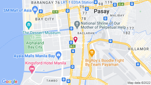 Baymont Suites & Residences Map