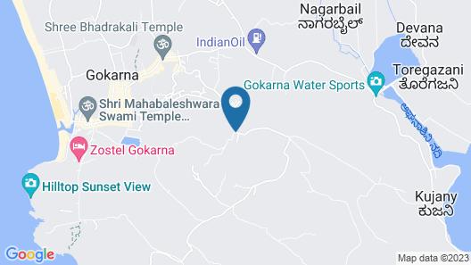 Sanskruti Quality Resort Map
