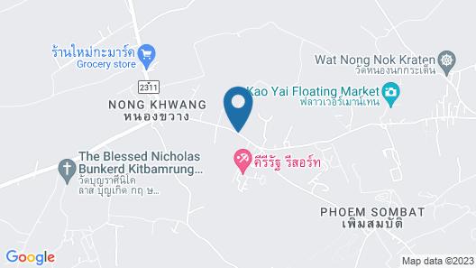 Kertas Khaoyai Resort and Farm Map