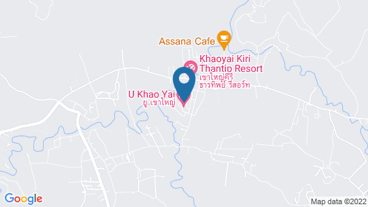U Khao Yai Map