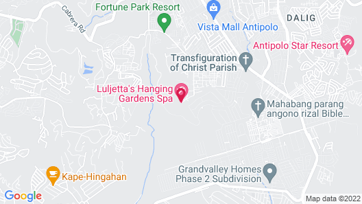 Singalong Nature Camphill Site Map
