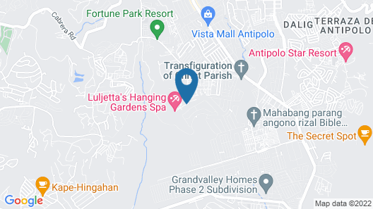 Loreland Farm Resort Map