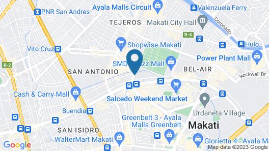 The Alpha Suites Map