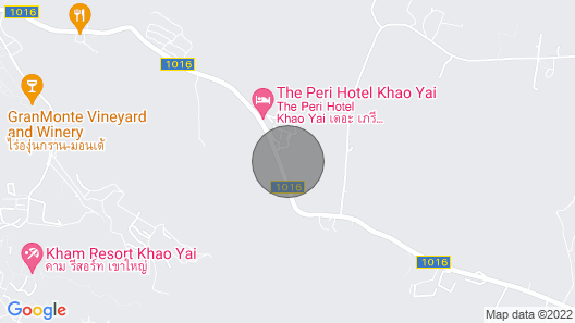 The Valley Khaoyai By Sumittra Map