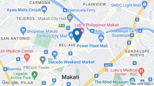 I'M Hotel Map