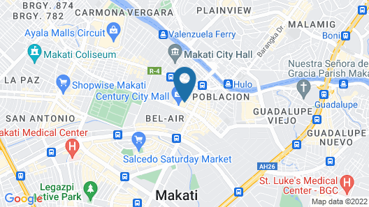 Gotophi at The Gramercy Residences Map