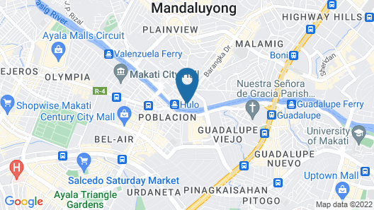 Siglo Suites @ The Acqua Private Residences Map