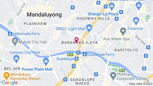 OYO 515 Finnex Hotel Map