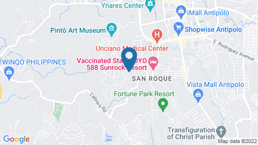 Bosay Resort Map