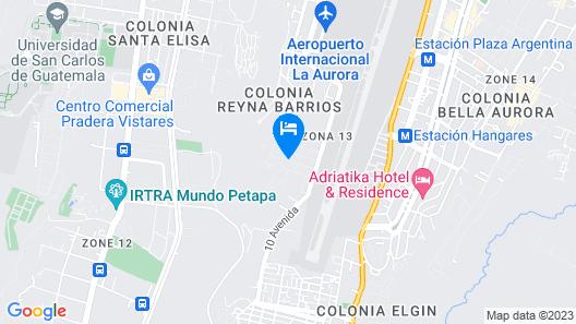 Oh España Map
