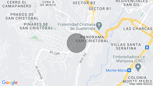 House with family atmosphere in the best location of San Cristobal City Map