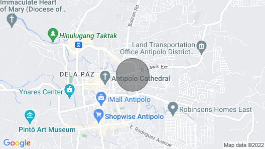 Affordable Condo Units in the heart of Antipolo City with Free WIFI Map