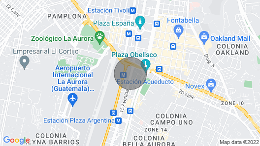 Elegant, Amazing location, 1 bdr  Map