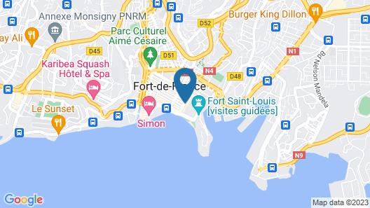 Fort Savane Map