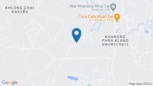 OYO 1140 Piyapruk Resort Khaoyai Map