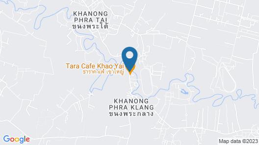 Brookhouse at Khaoyai Map