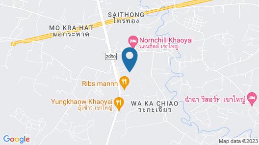 Phuranya Resort Map